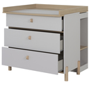 Commode 3 tiroirs Eliott  GALIPETTE - 2