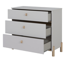 Commode 3 tiroirs Eliott  GALIPETTE - 3