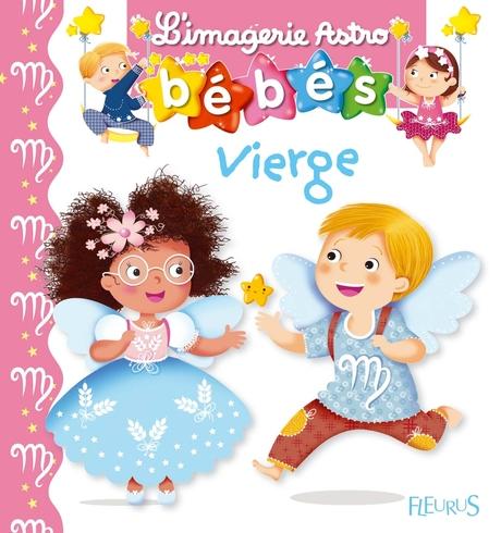 Livre Imagerie Astro Des Bebes Vierge