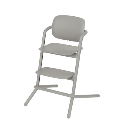 Chaise Haute Lemo Chair Storm Grey CYBEX