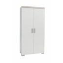 Chambre Metamorphose lit 60x120+commode+armoire BEBE9 CREATION - 3