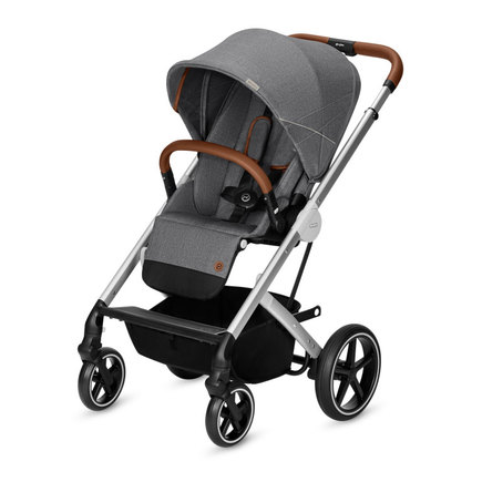Poussette 4 roues BALIOS S DENIM Manhattan Grey CYBEX