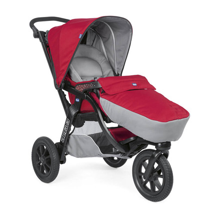 Poussette 3 roues Trio ACTIV3 TOP Red Berry CHICCO - 5