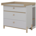 Commode 3 tiroirs Eliott  GALIPETTE - 5