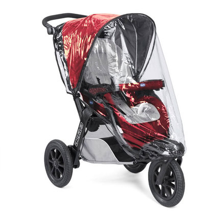 Poussette 3 roues Trio ACTIV3 TOP Red Berry CHICCO - 3