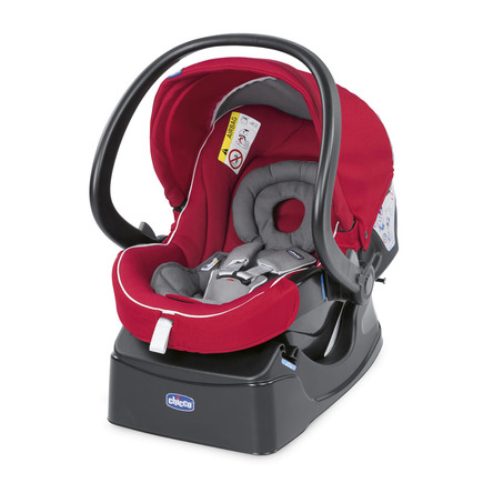 Poussette 3 roues Trio ACTIV3 TOP Red Berry CHICCO - 7