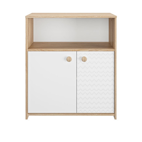 Commode 2 portes INTIMI BEBE9 CREATION