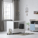 Porte additionnelle Bleue chambre Concept VOX - 7