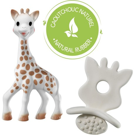 Coffret So'Pure Sophie la girafe VULLI