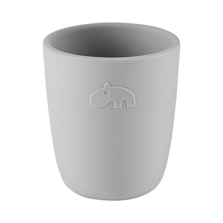 Mini tasse silicone Gris DONE BY DEER