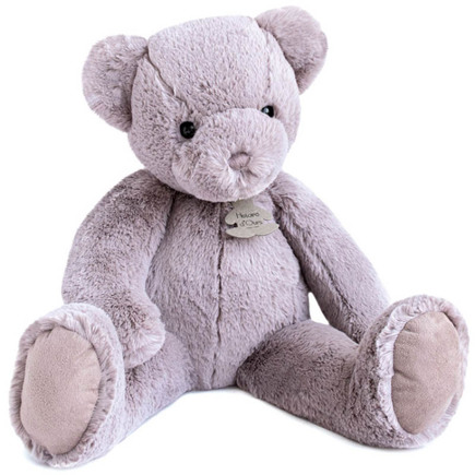 Peluche Ours SOFT BERRY Rose 60 cm HISTOIRE D'OURS