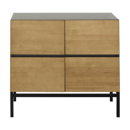 Chambre DUO Lit 70x140 Commode HAVANA Moonshadow QUAX - 3