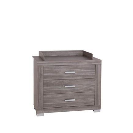 Commode 3 tiroirs HAUKE Gris BEBE9 CREATION