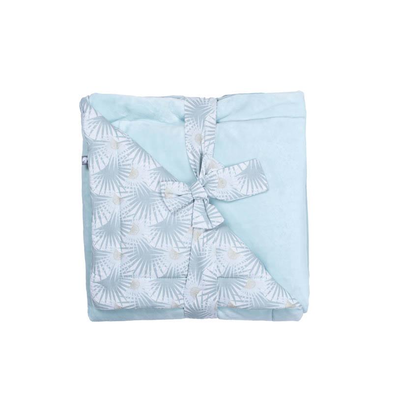 Greengate Quilt Sienna Dusty Comme neuf 140x220 Couverture de jour coton couverture paréo