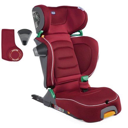 Siège-auto Fold & Go i-Size Red Passion CHICCO - 17