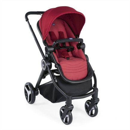 Poussette Trio Best Friend Light Red CHICCO - 4