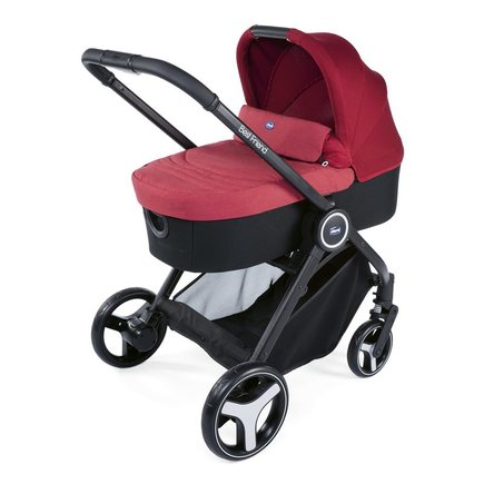 Poussette Trio Best Friend Light Red CHICCO - 5
