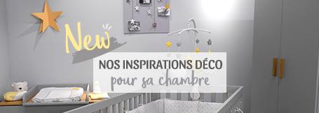 Decoration Chambre Bebe Toises Lampes Rideaux Et Tableaux Pour